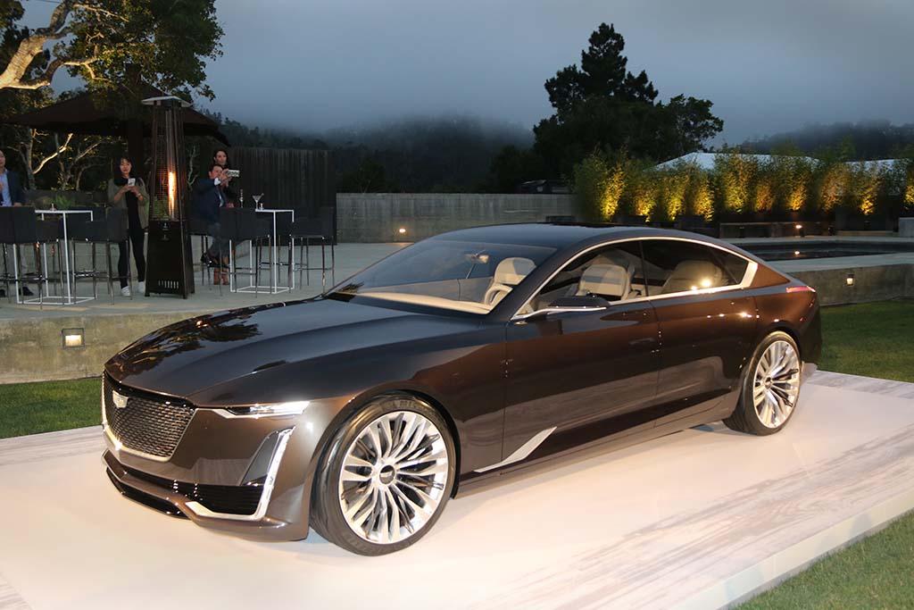 Cadillac Escala Concept Costa Link